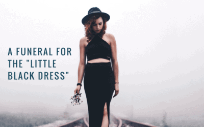 "A Funeral for the ""Little Black Dress"""