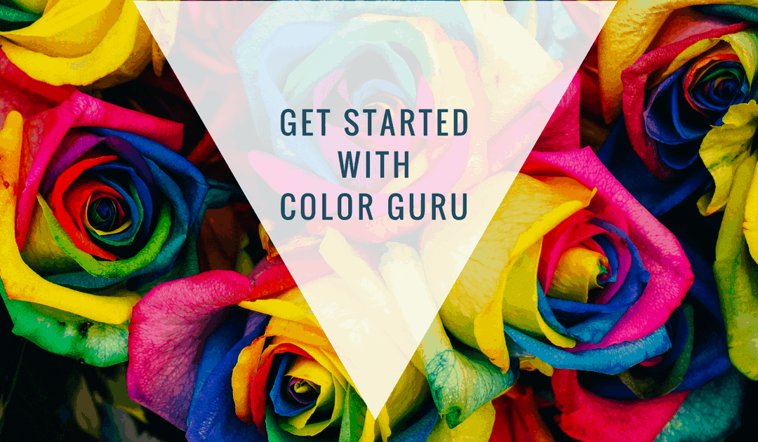 Get Started with Color Guru [VIDEO]