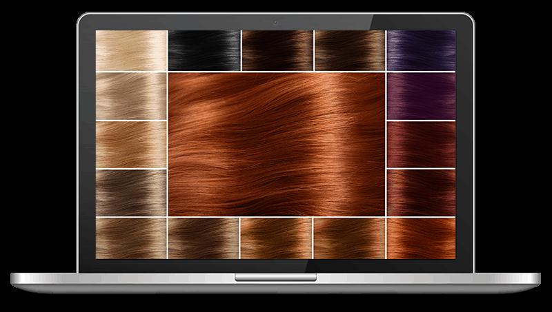 hair color guidance